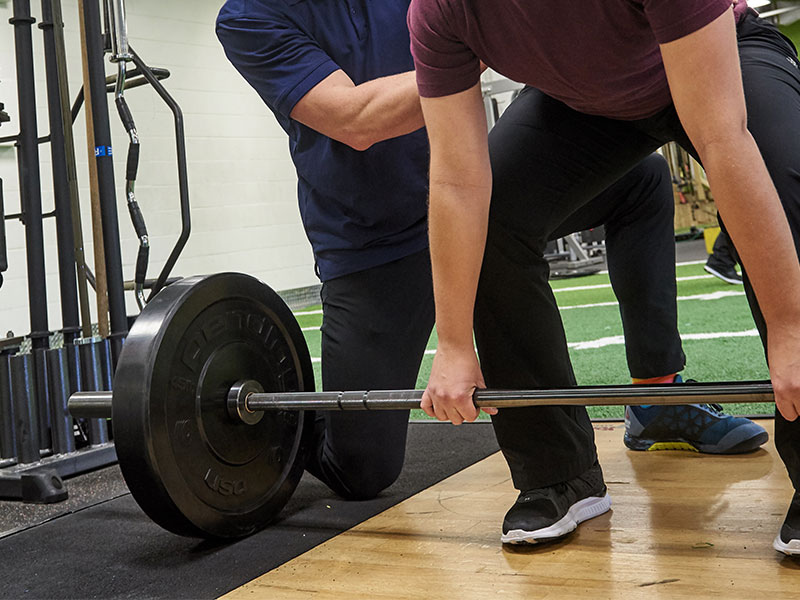 Squat Vs. Deadlift: What's the Difference?