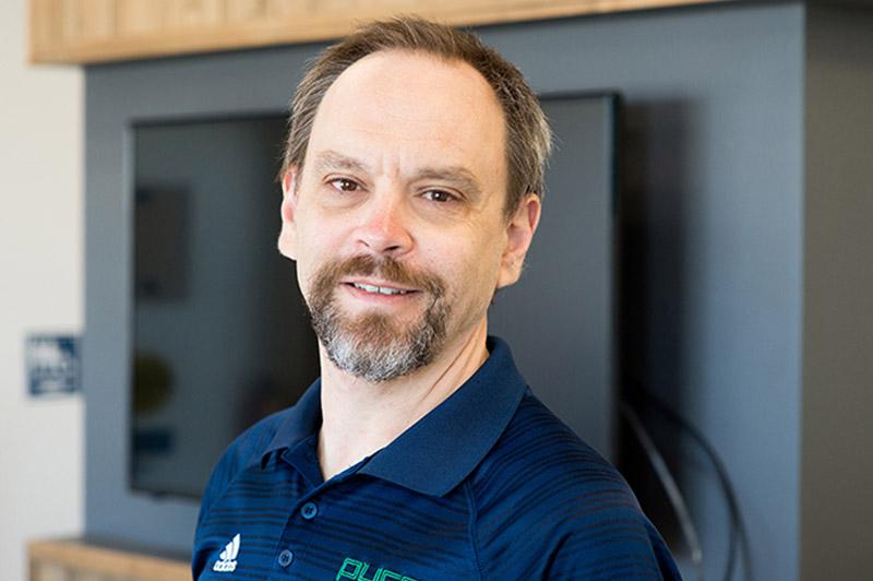 Dr. Ian Burron