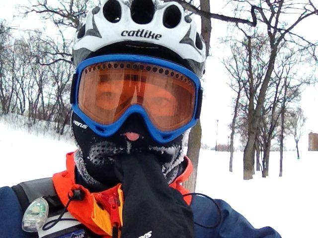Winter Sport Hydration