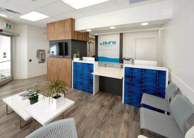 Pure Lifestyle Winnipeg Facility